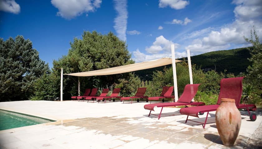 Destination de rêve en Provence
