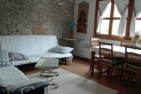 Apartamento 2 dormitorios + párking - リャネス
