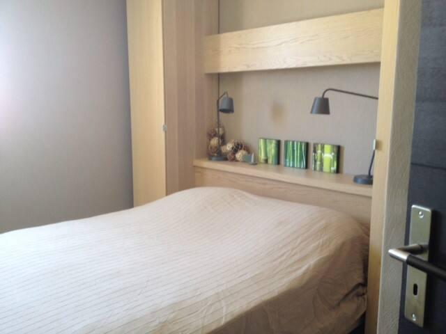 Chambre d'hôte entre Vélodrome et parc Borély