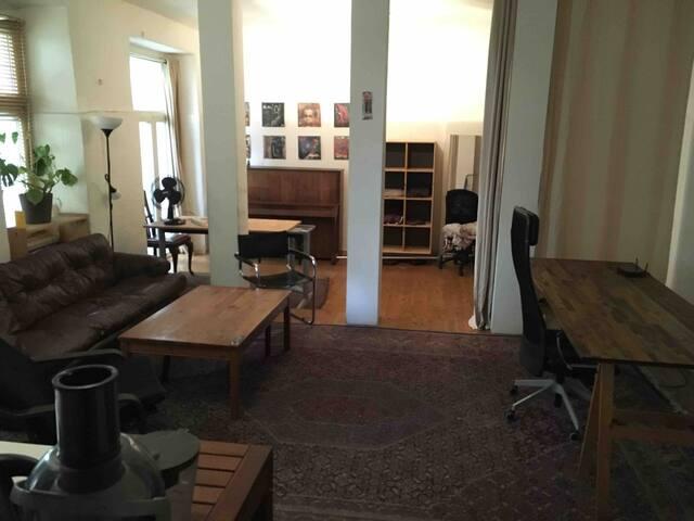 Apartment in Neukölln (Kreuzberg)