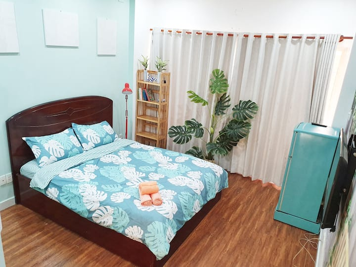 TROPICAL room with balcony F3