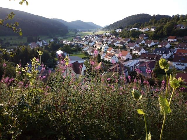Ferienwohnung - Schwäbische Alb