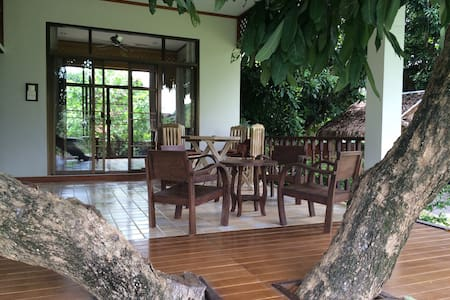 House for rent near Tao Garden - Luang Nuea - Huis