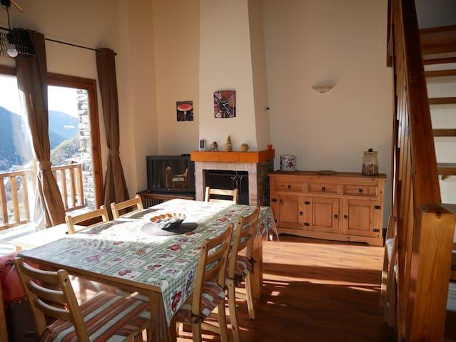 Vacances Pirinenca- la Solana de Ransol hut 7005