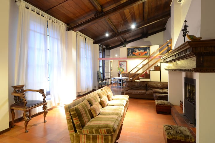 Luxury Loft near Ponte Vecchio