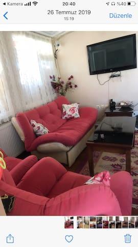 Eviniz kadar rahat