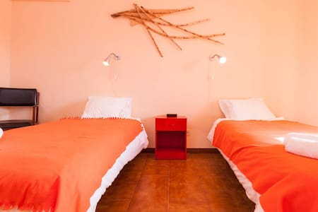 Double Room with Shared Bathroom - Carrapateira