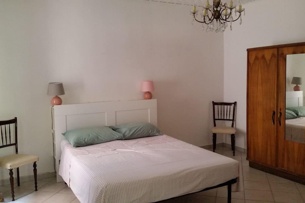 bedroom - stanza da letto