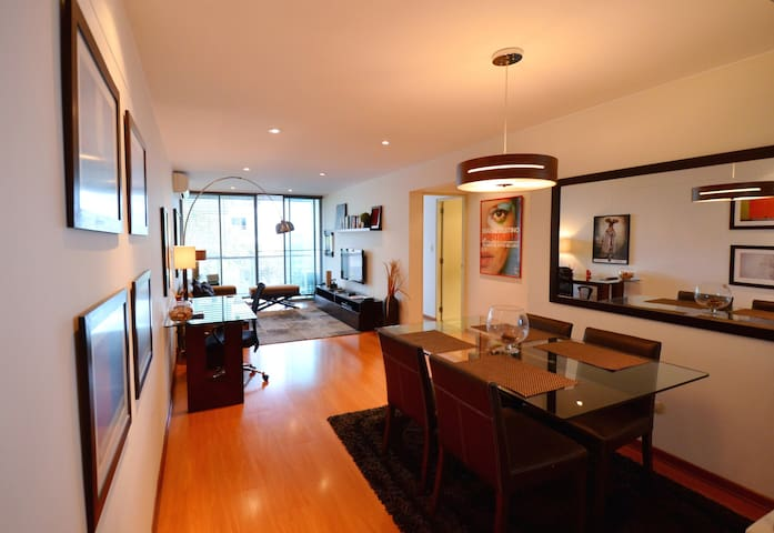 Moderrn Apartment in Miraflores