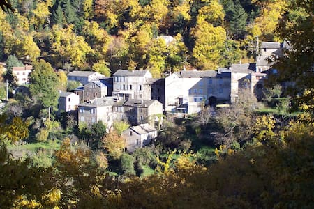 Appt. en centre Corse, Saliceto - Saliceto - Huis