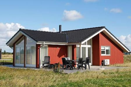 Luxurious and modern summerhaus - Brovst - Blockhütte