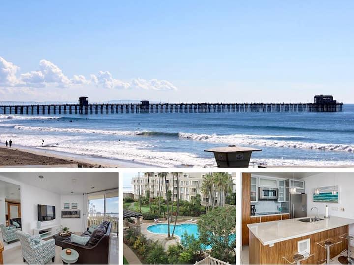 Luxury Breakwater Beach Pad (D110)