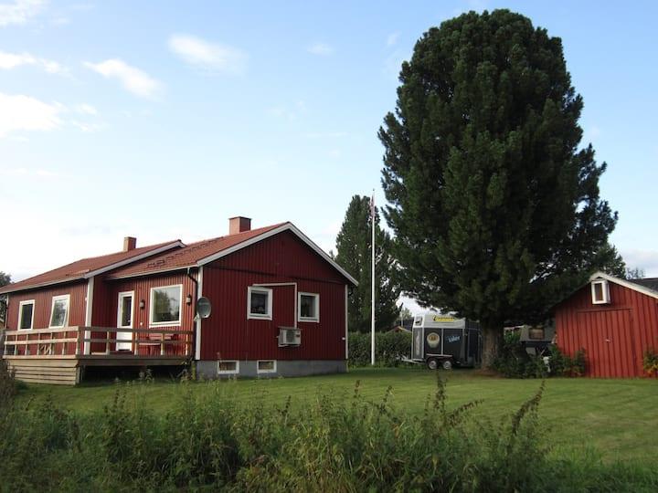 Norra Bredåker 307. 96198 BODEN. SE