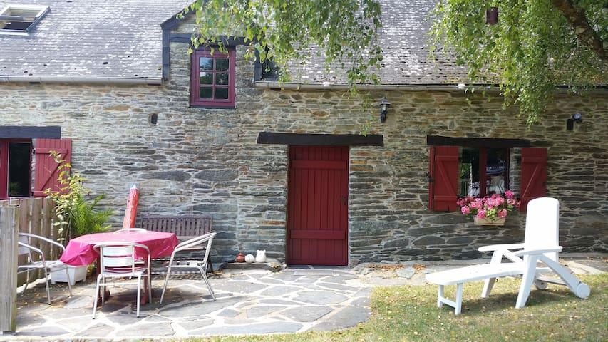 Linker Cottage - Stone Cottage - Saint-Aignan - House