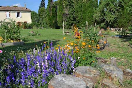 Domaine de Buscail, charm residence - Mazerolles-du-Razès - Dům