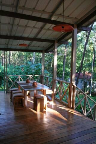 Cabaña mari - 哈拉巴可亞(Jarabacoa) - 獨棟