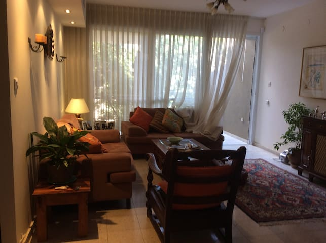Home from home in a quiet area of central Raanana - Ra'anana - Appartement