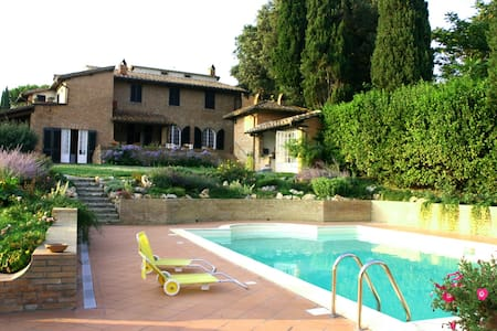 Villa between Tuscany and Umbria - Casamaggiore - Villa