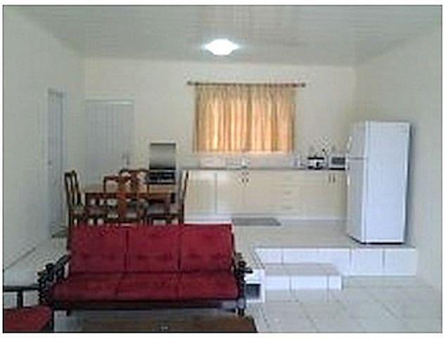 Villawoning in natuurlijke omgeving - Paramaribo - Dům