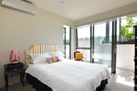 City fringe luxury apartment - Auckland - Apartamento