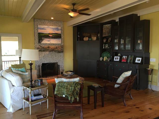 'Pumpkin Island' private retreat near Charleston - Johns Island - Apartment
