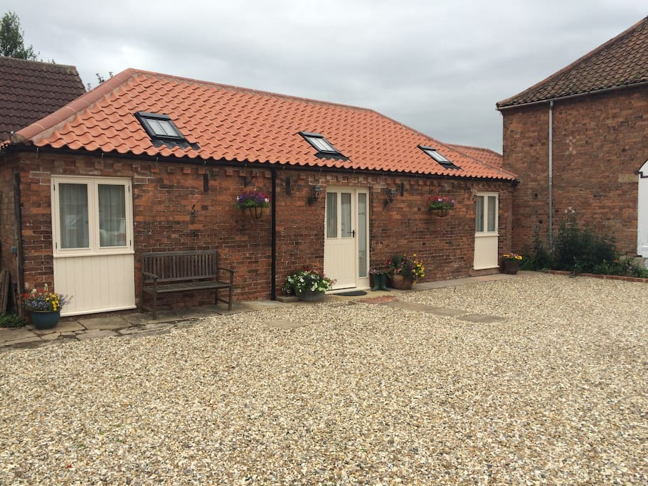 Stable Cottage, a lovely converted stable block.