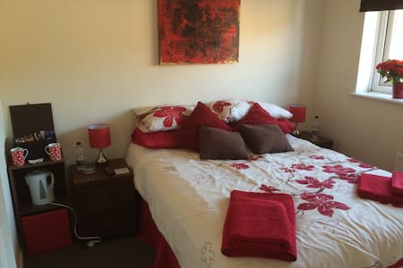 Larchwood House room 2 - Totton - Casa