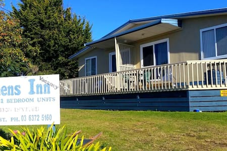 Spacious - BEACH SHACK - sleeps 6 - Scamander