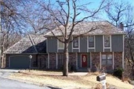 Location, location, location! - Kansas City - House