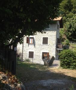 Il Vecchio Mulino - The Old Mill - Vassena - Oliveto Lario