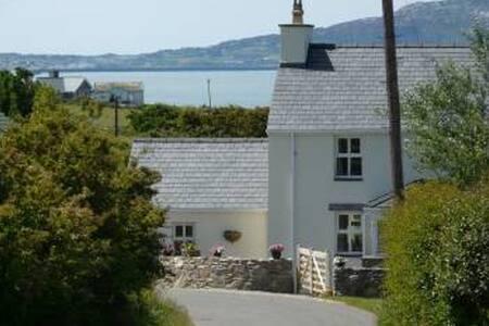 Gadlys @GadlysCoastalCottages Church Bay Anglesey