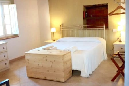 B&B Alloro, PASSION FRUIT ROOM - San Martino in Colle