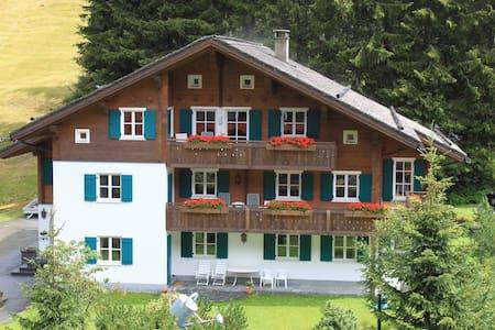 """Apartment """"SUGGADIN"""" Haus Gadafent - Gargellen"""
