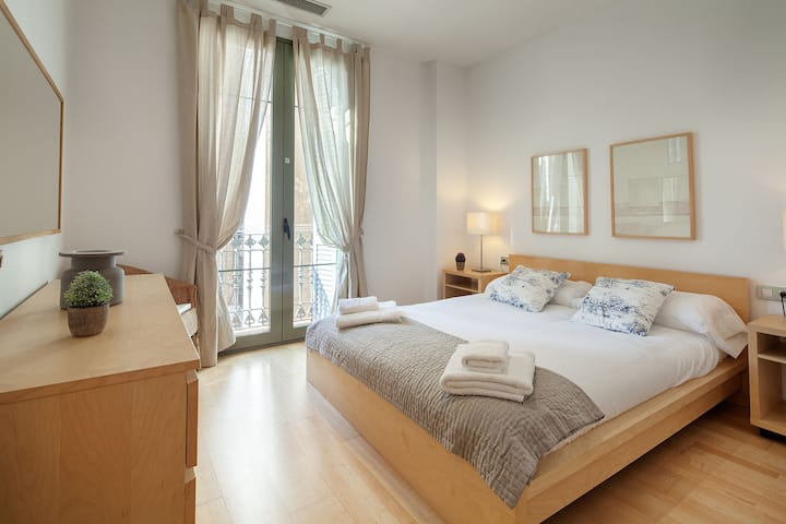 Nice and quiet 2 bedroom apartment