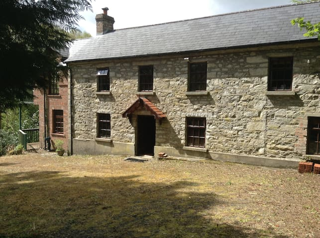 Charming Country Home on River Bank - Ballinaclash  - Huis