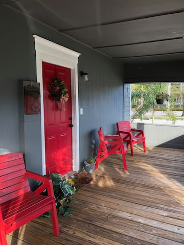 Historic 1910 Newly Renovated Florida Style Home