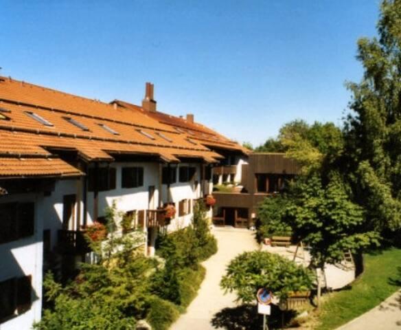 FerienWohnung mit Balkon in Missen-Wilhams