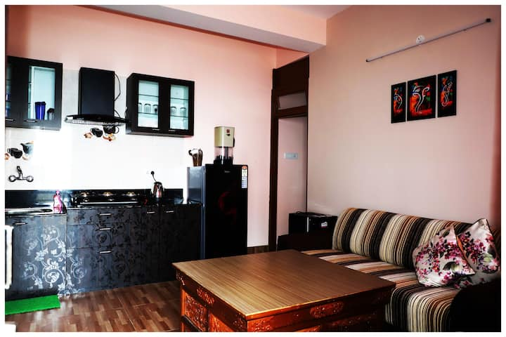 Serviced apartment, Sangay's residency