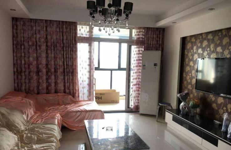 伊萨卡国际城 温馨大床房 - Hangzhou Shi - Apartment