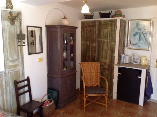 Studio op rustig gelegen landgoed