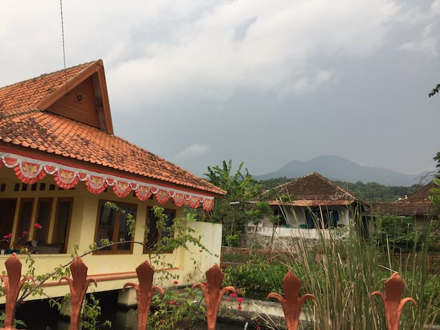 Sundanese Villa Close to Nature's Adventures