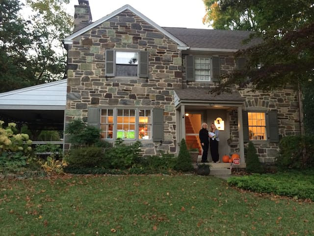 Luxury 4BR home minutes from Pope! - Wynnewood - Dom
