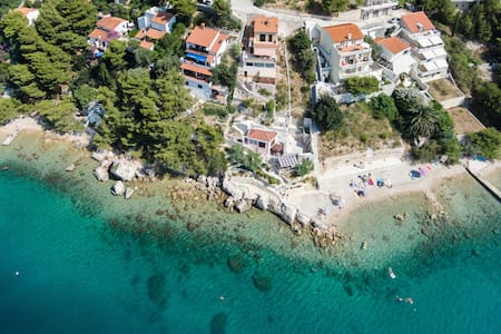 Villa Laurina with beautiful seaview - Omiš