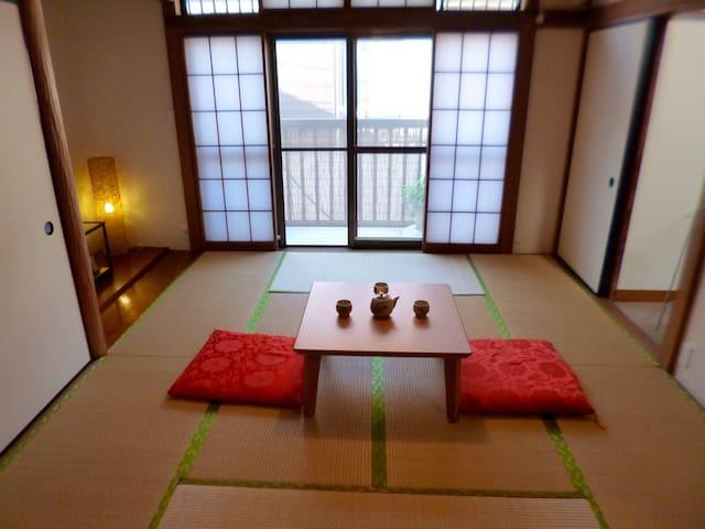 Yotsuya Traditional House, 2BR