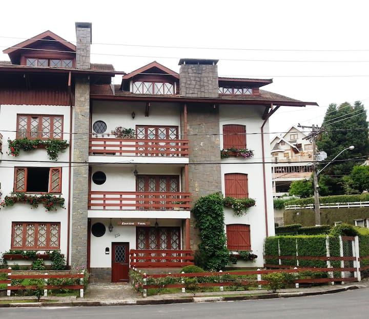 Apartamento Campos do Jordão, Capivari