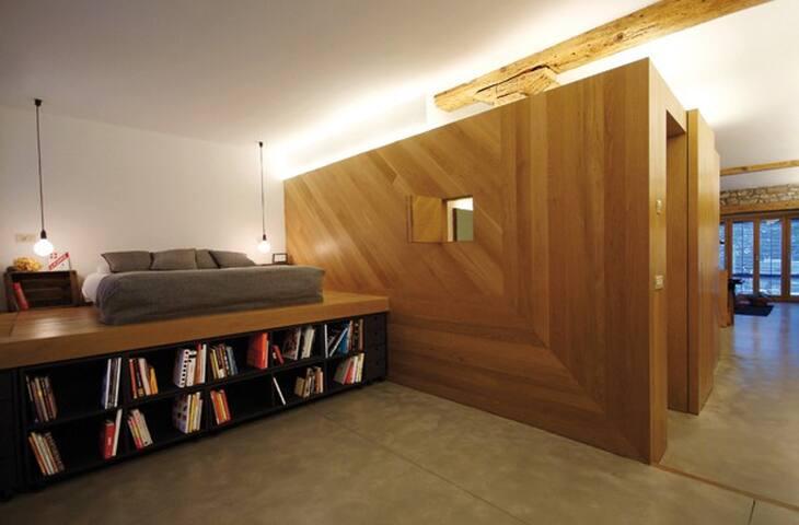 Best Design Apartment-Loft - Hondarribia - Loft