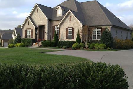 Fabulous house in Nolensville, TN - Nolensville - Maison