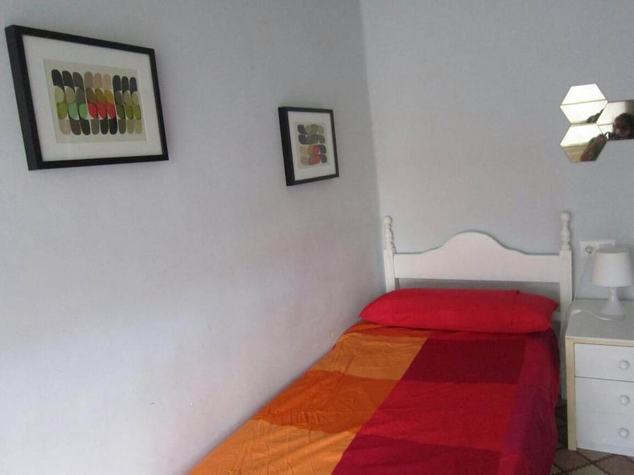 Large Bedroom 1 5km Beach Wifi Apartments For Rent In M Laga Andaluc A Spain