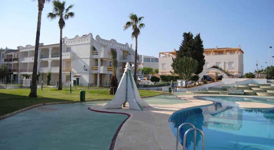 Apto. Habitat Playa Romana 4/6 pax. - Alcossebre - Apartament