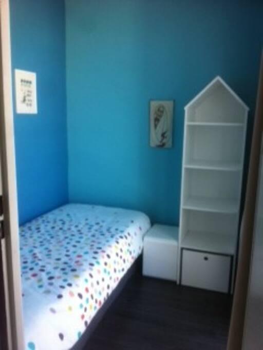 chambre individuelle enfant ou adulte